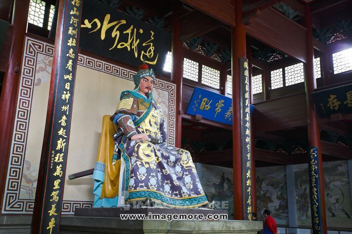 杭州,岳王庙,