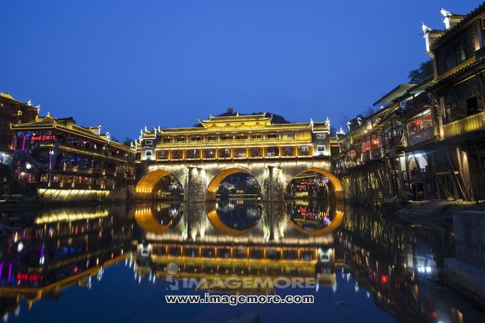 湖南省,凤凰,