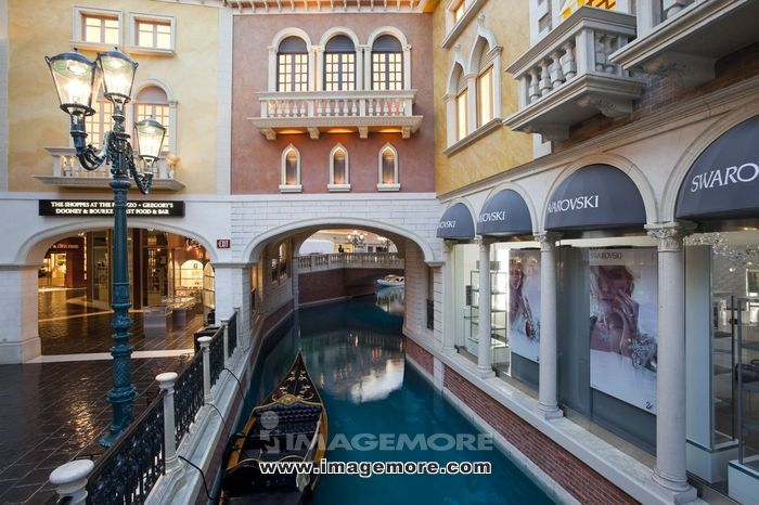 拉斯韦加斯,威尼斯人酒店,