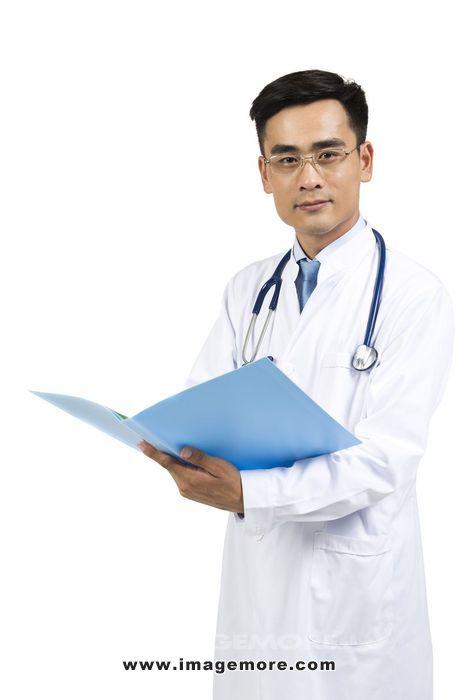 棚拍医护人员