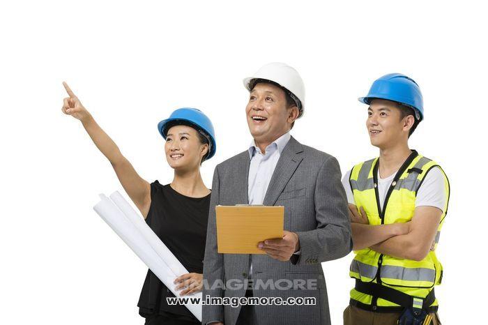 建筑职业团队