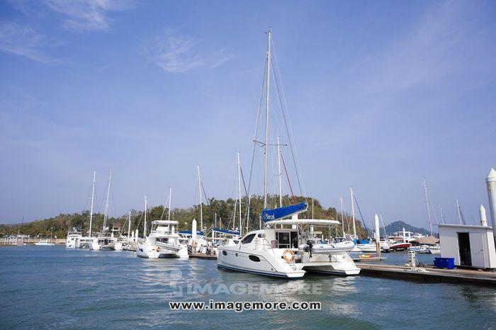 泰国普吉岛海域