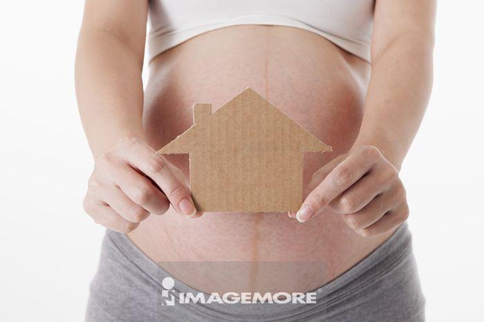 怀孕,大肚子