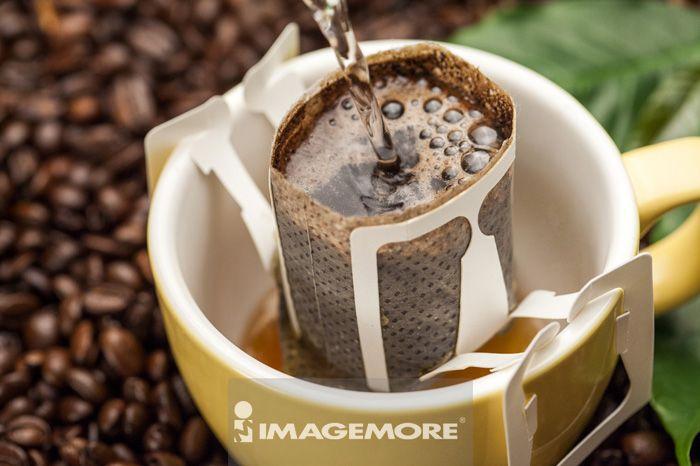 咖啡,饮料,