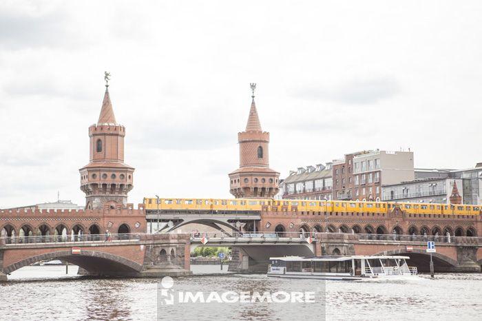 奥伯鲍姆桥,柏林,德国,欧洲,