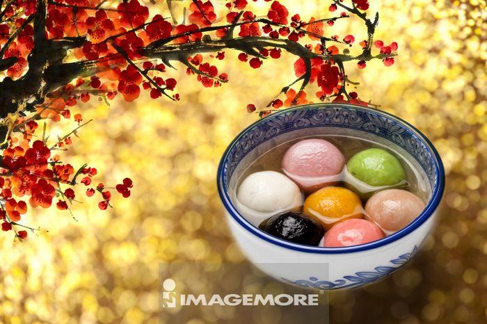 汤圆,春节,