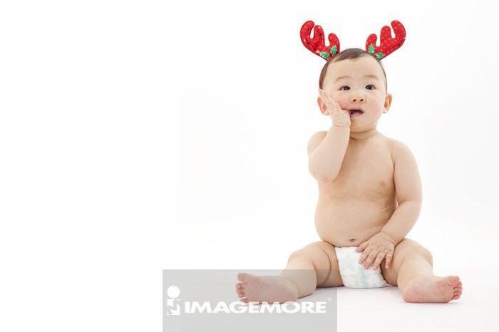 唯美温馨可爱小孩