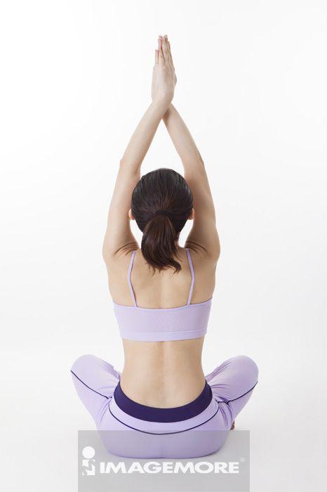 瑜伽高清合法正版商业图片