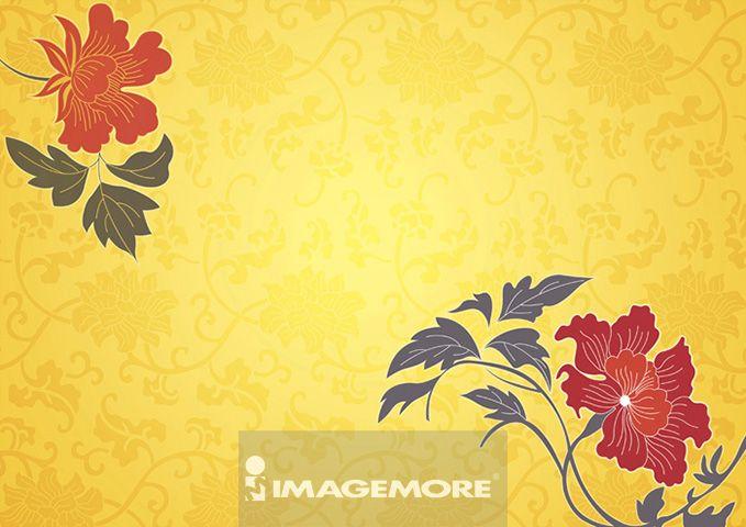 吉祥图案,中国风,花纹图样