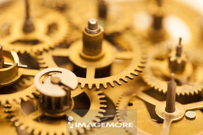 齿轮,机械