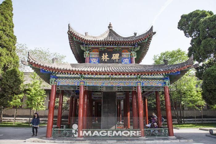 ,亚洲,中国,陕西省,西安,西安碑林博物馆,