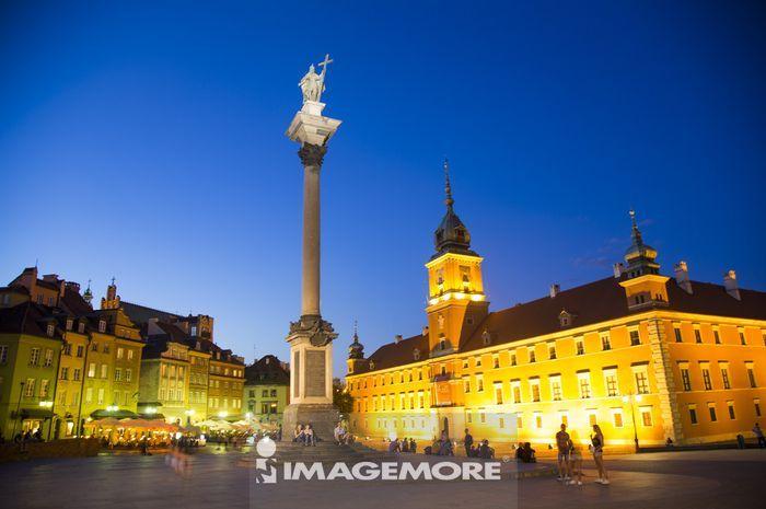 ,波兰,欧洲,旧城,