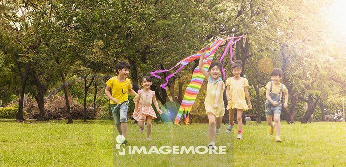 ,儿童,休闲活动,室外,