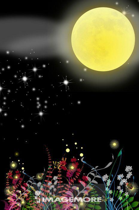 中秋节,卡片, imagemore_上海富昱特_自拍自销正版库图片