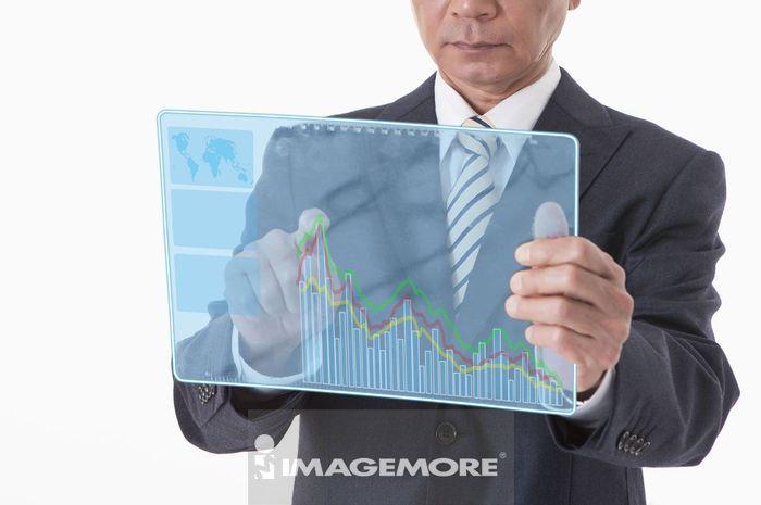 成功人士,商业人物,控制,