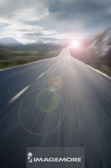 道路,北美洲,美国,