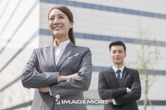商业人物,办公男性,办公女性,团队合作,