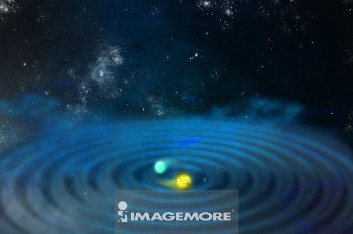 宇宙,引力波,
