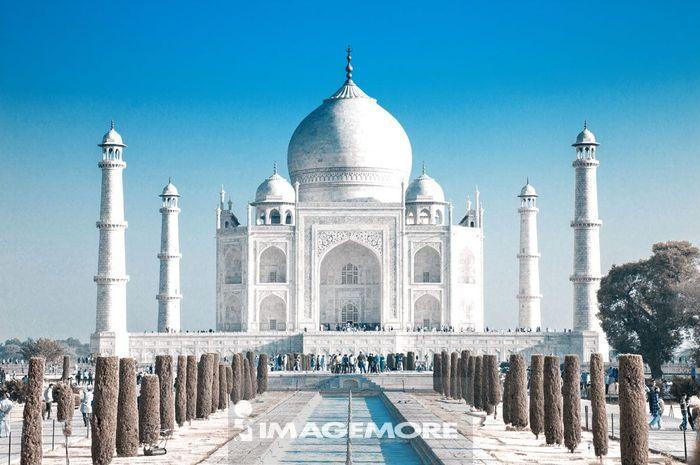 泰姬马哈陵,印度,亚洲,