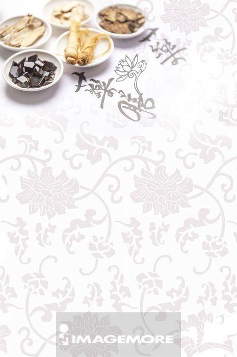 水印花纹布纹材质