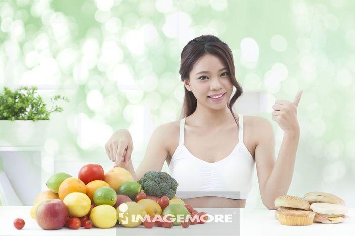女性,节食减肥,