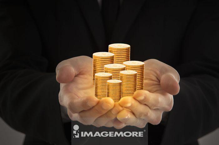 人物手部,投资,金融,守护,