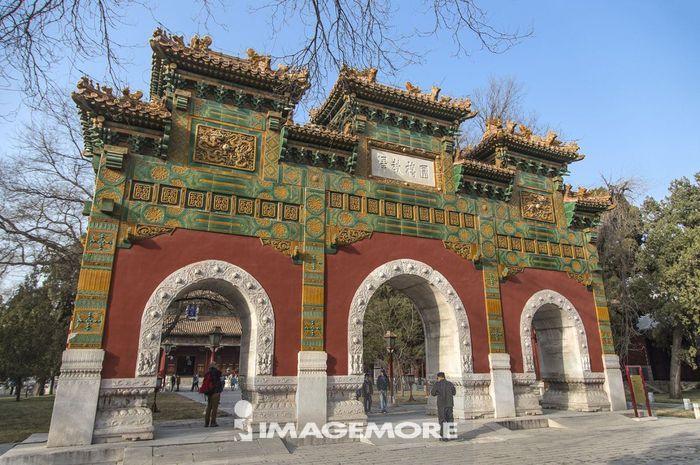 孔庙,北京,中国,亚洲,