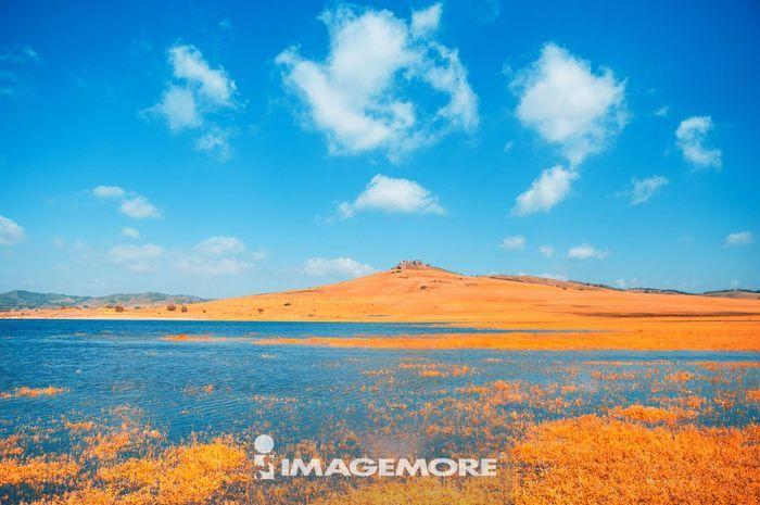 内蒙古,夹皮沟,野鸭湖,