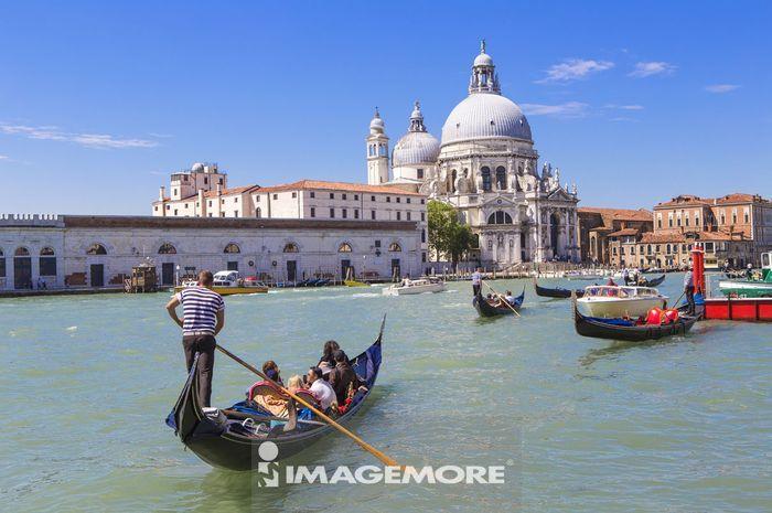 安康圣母教堂,意大利,威尼斯,欧洲,