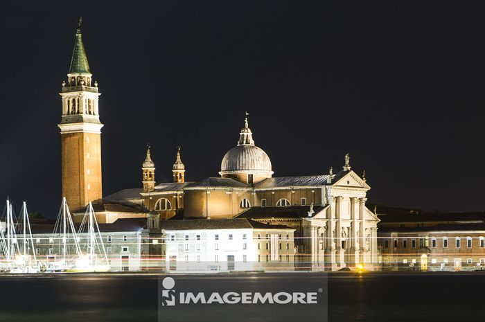 钟塔,意大利,威尼斯,欧洲,