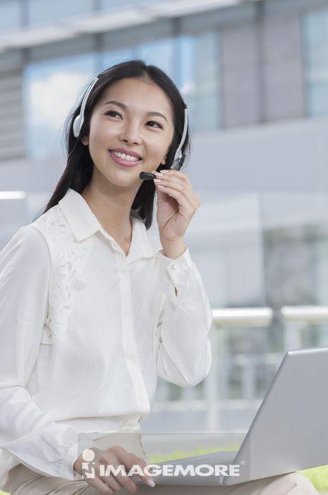 商业人物,办公女性,客户服务,