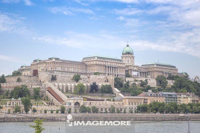 布达城堡,布达佩斯,匈牙利,