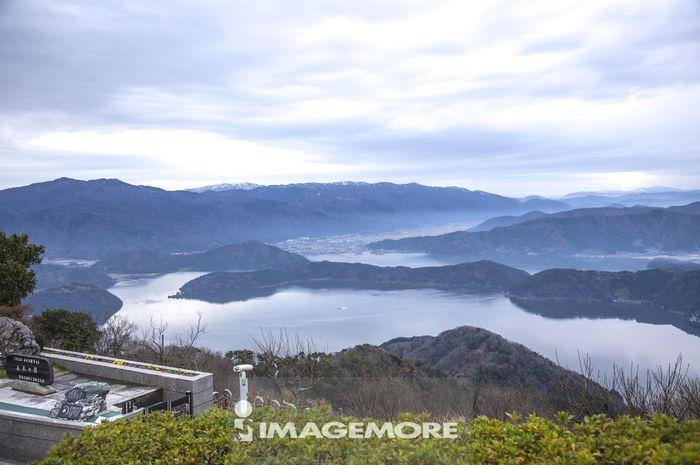 三方五湖,湖泊,日本,