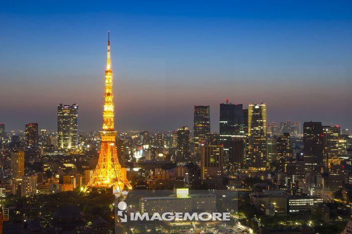 东京铁塔,东京,