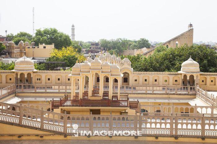风之宫殿,斋浦尔,印度,