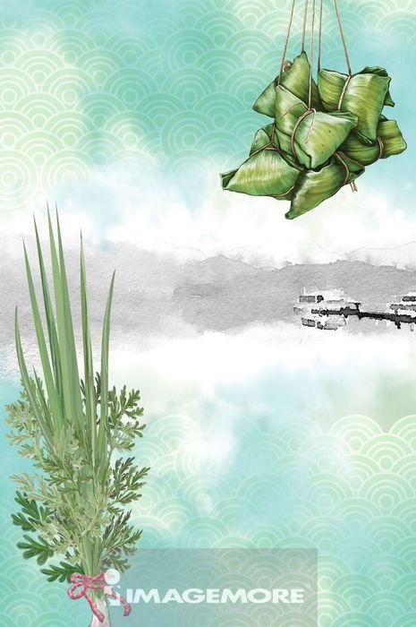 端午节习俗 艾草与粽子