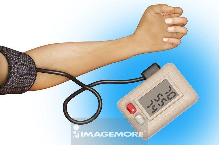 量血压 低血压