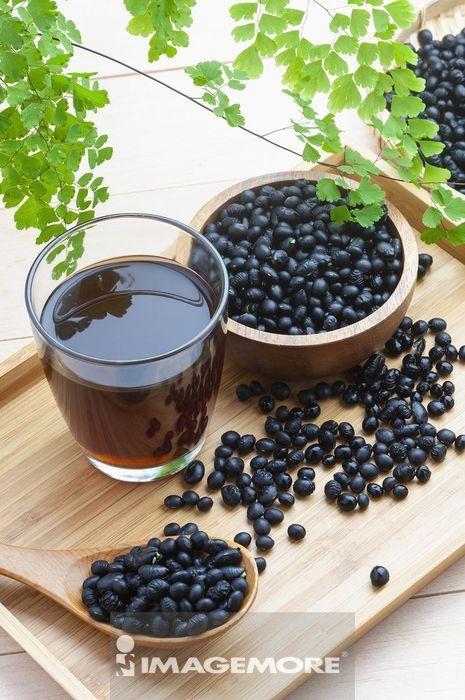 黑豆与黑豆水