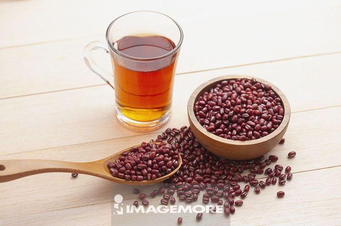 红豆与红豆水