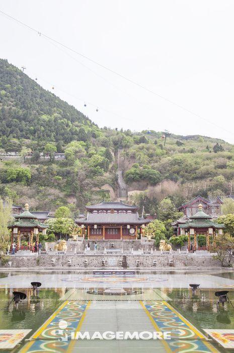 ,亚洲,中国,陕西省,西安,华清池,博物馆,临潼,唐华清宫御汤博物馆,