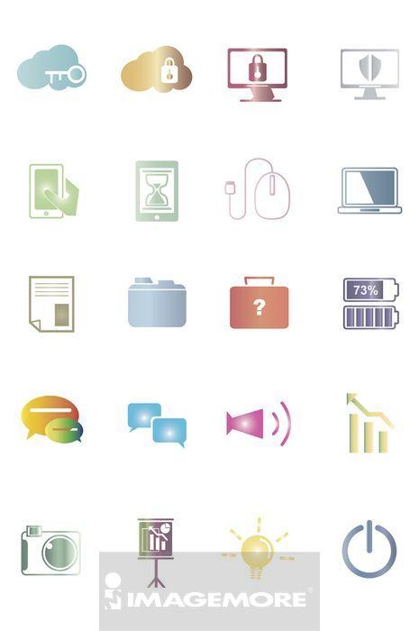 ,图标,电子产品,3C家电,