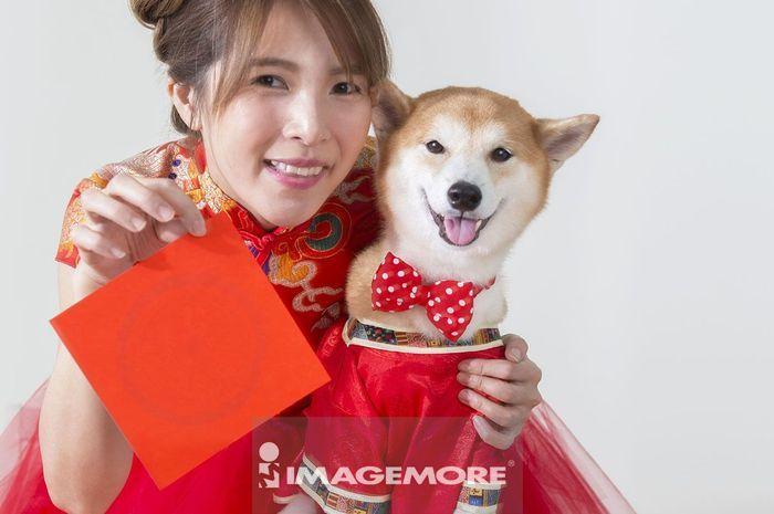 新年,春节,狗年,