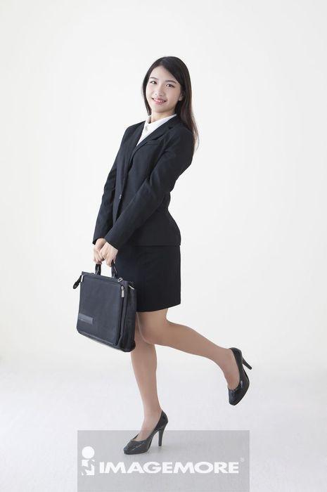 商业人物,办公女性,