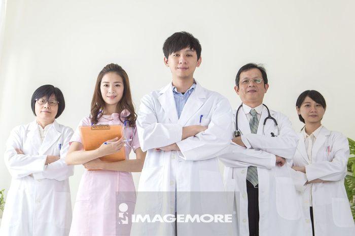 医疗人员,优质团队,
