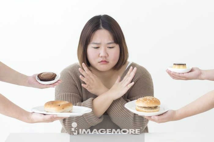 女性,肥胖,节食减肥,