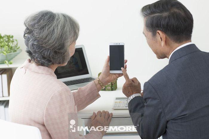 老年夫妻退休理财