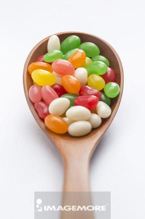 糖果 豆型软糖