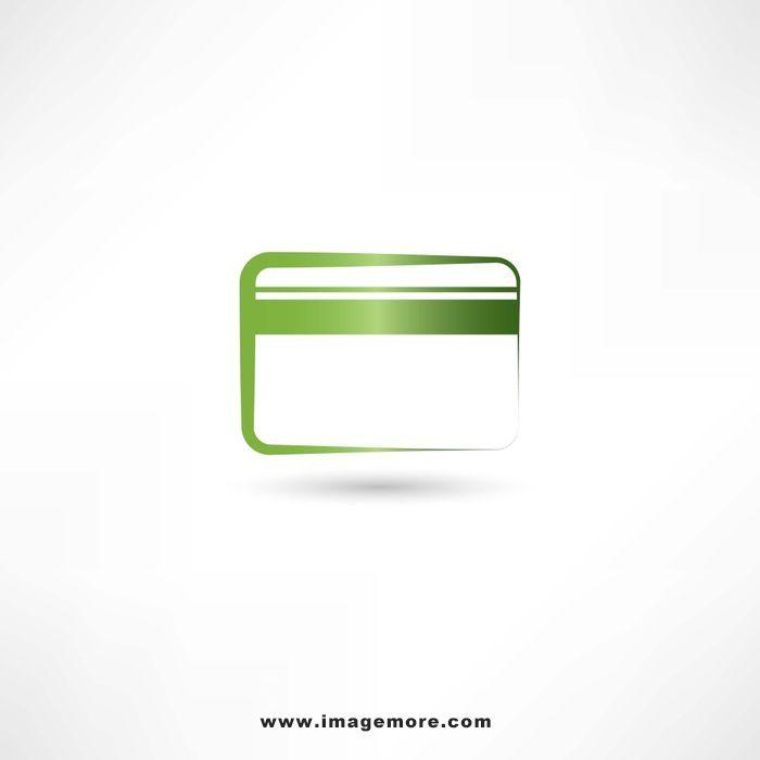 Plastic card icon