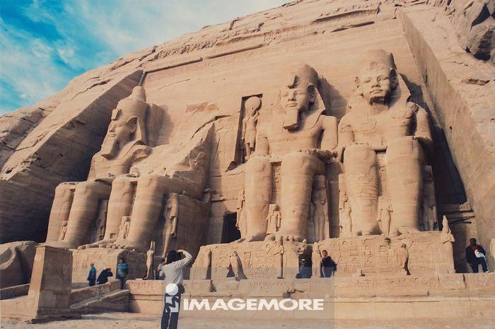 阿布辛比尔,埃及,非洲,