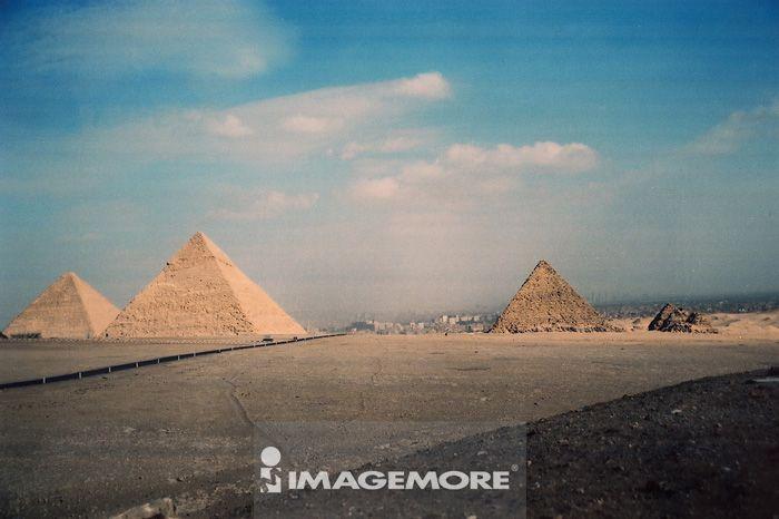 金字塔,埃及,非洲,
